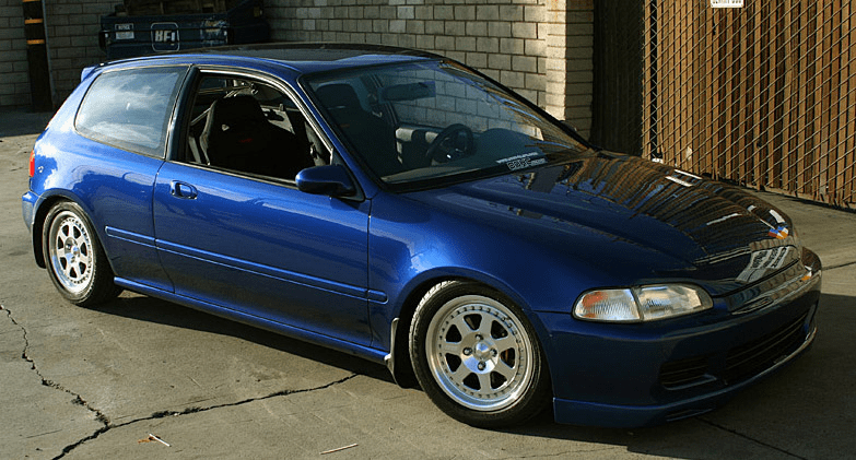 JDM Civic EG6 SiR EJ1 EG9 SIR 92-95 Hatchback Coupe 4 Door