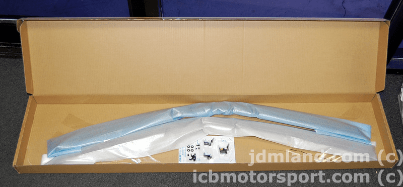 JDM Civic EK9 EK4 96-00 HB Door Visors Kit