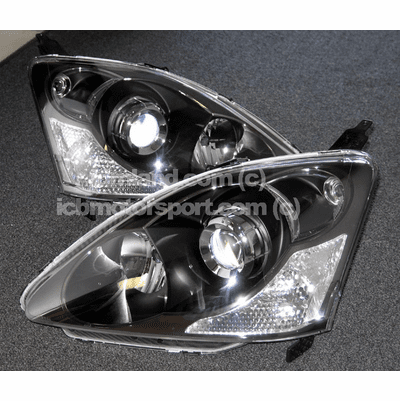 JDM Civic EP3 04+ Type R Projector Headlamp Assy. - Special Order