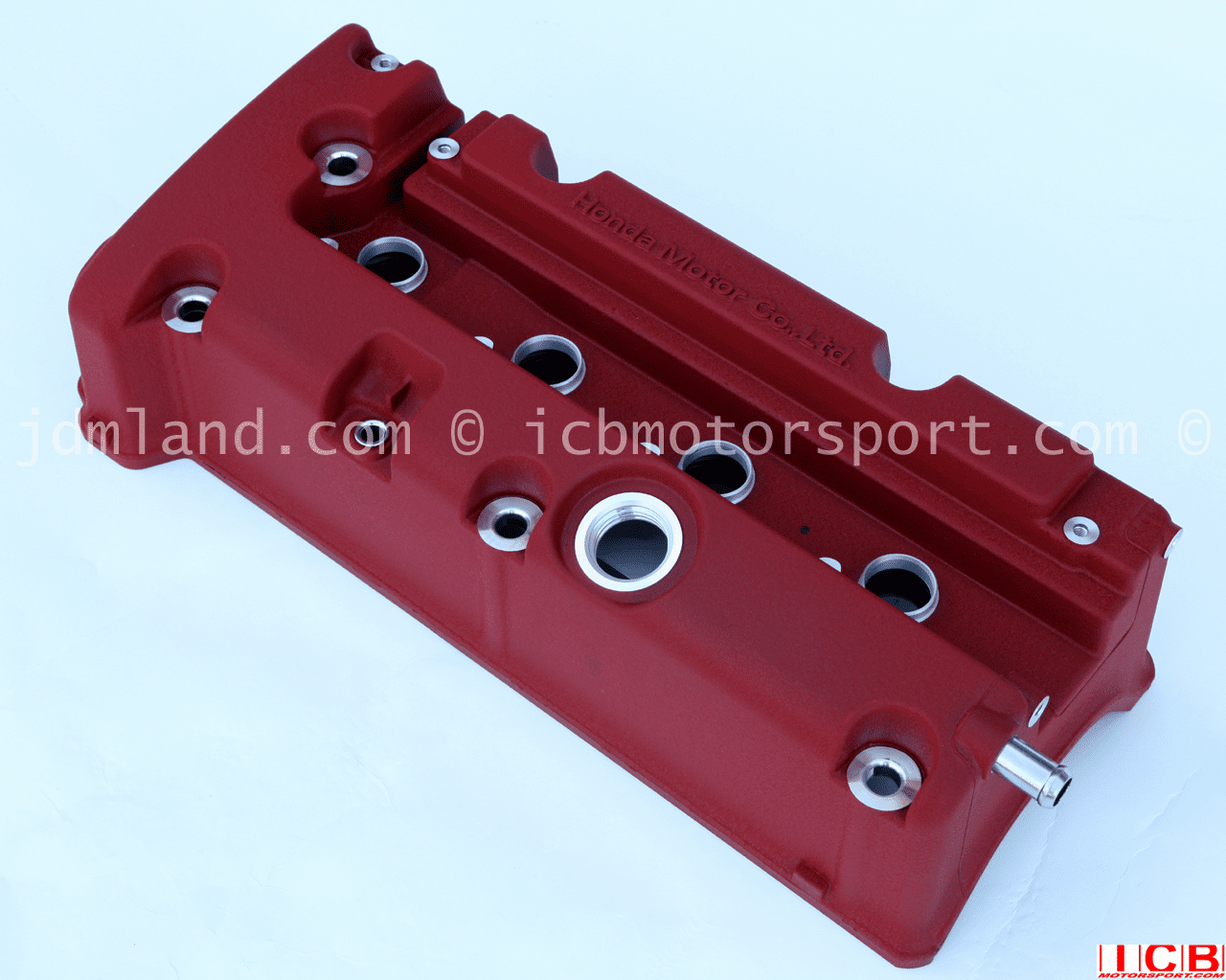 JDM Civic FD2 Type R CTR Red Valve Cover CL7 Accord Euro-R TSX 04-08
