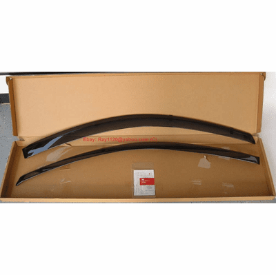 JDM EP3 Civic Type R 00-05 Door Visor Kit