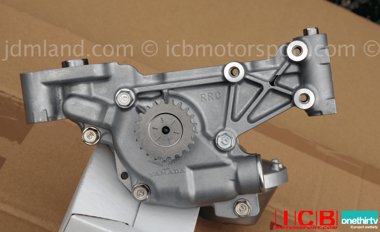 JDM FD2 Civic Type R CTR RRC Oil Pump FD2 Type R K20A 15100-RRC-003