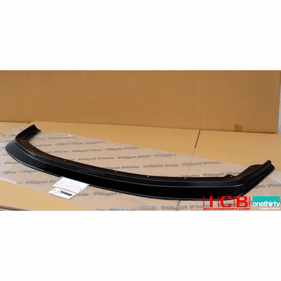 JDM First Molding FRP FLUGEL PLATE Lip Spoiler EK9 Civic 99-00