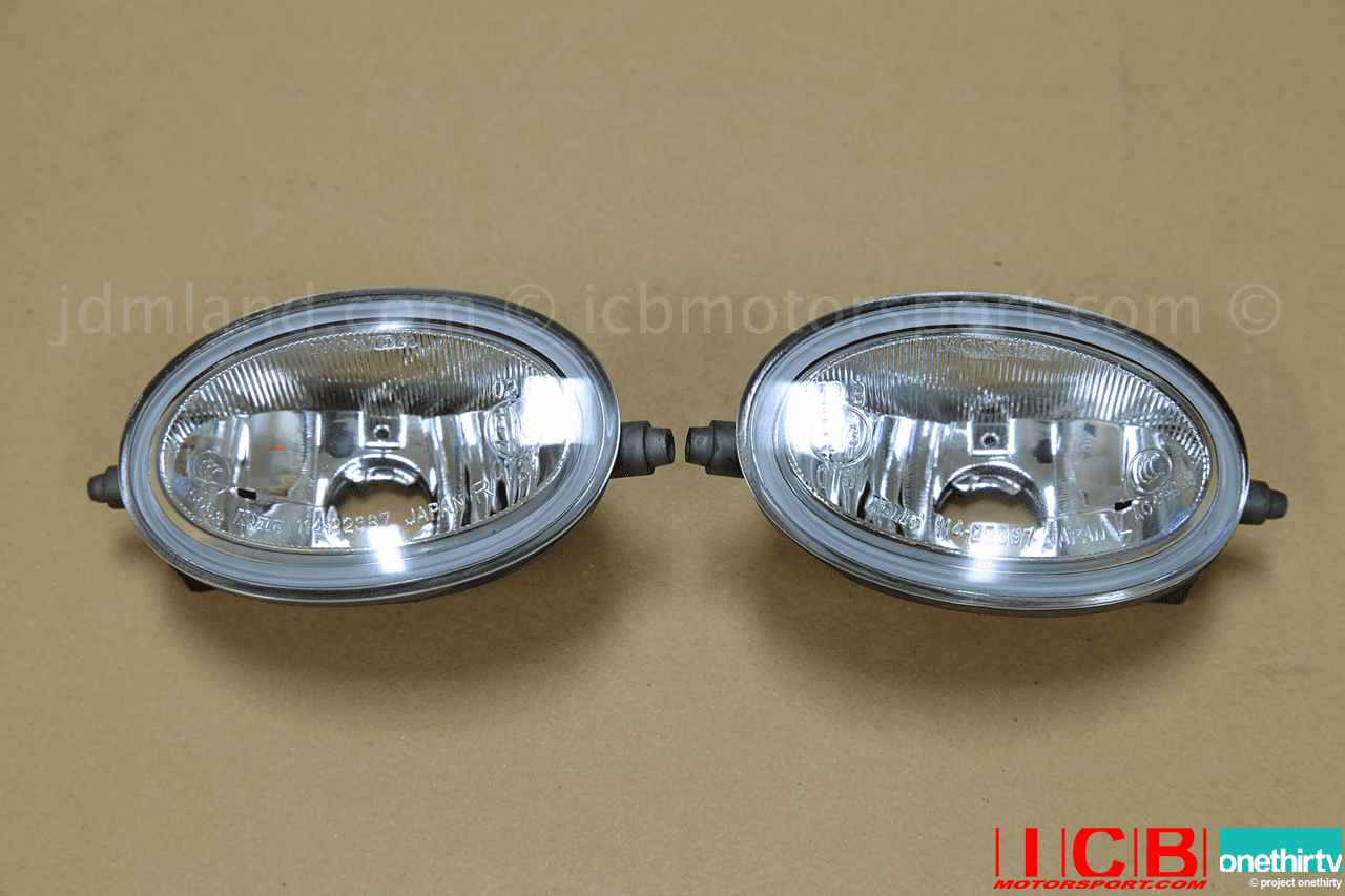 JDM Honda Accord Euro-R CL7 04-05 Clear Fog Light