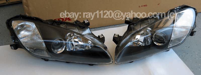 JDM Honda S2000 AP1 Headlights Set 2000-2003 - Not In Stock!