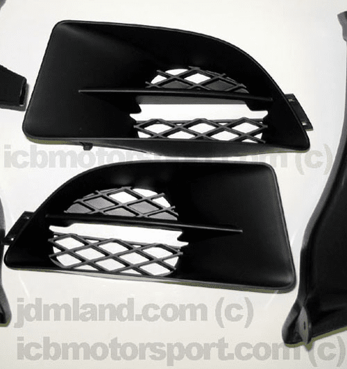 JDM Integra DC5 05+ Type R Brake Duct Outer Only Pre-Order