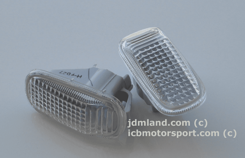 JDM Integra DC5/EP3 Type R Clear Side Markers 05-06