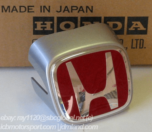 JDM Integra DC5 Type R  Front Red H ASSY 02-04 Silver
