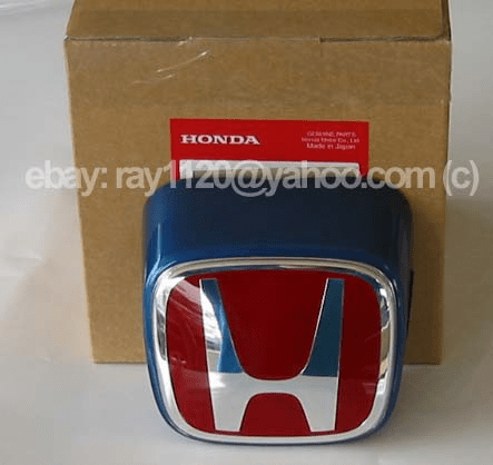 JDM  Integra DC5 Type R Front Red H ASSY (Blue) 02-04