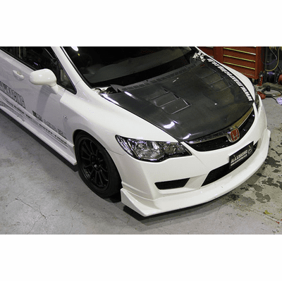 JDM Max Racing FD2 Civic TypeR Wide FRP Front Fenders