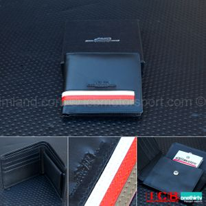 JDM Mugen Power Black Leather Wallet 90000-XYH-371A