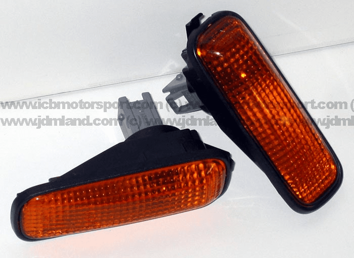 JDM Prelude BB6 97-01 S Spec Type S Amber Side Markers
