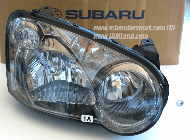 JDM Subaru WRX 04-Up Headlight Assy (L&R)