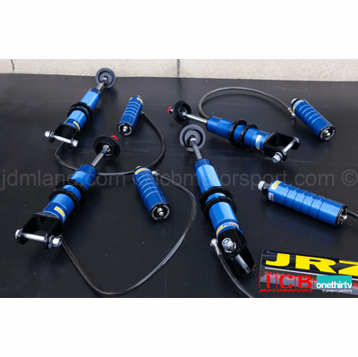 JRZ RS Pro Double Adjustable Twin Tube Damper w/ Remote Canister Honda S2000 AP1 AP2 ALL  (IN STOCK) FREE SHIPPING