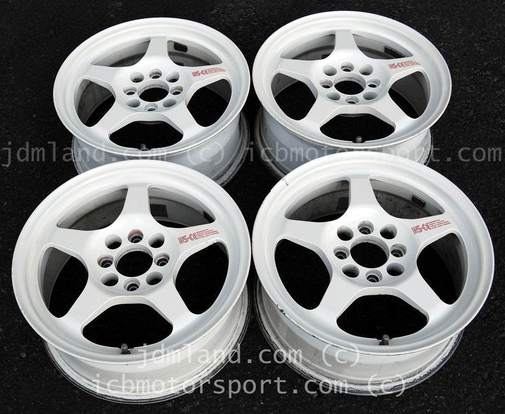 KS-CE by Kei Office 15x6.5 +35 4X100 - SOLD