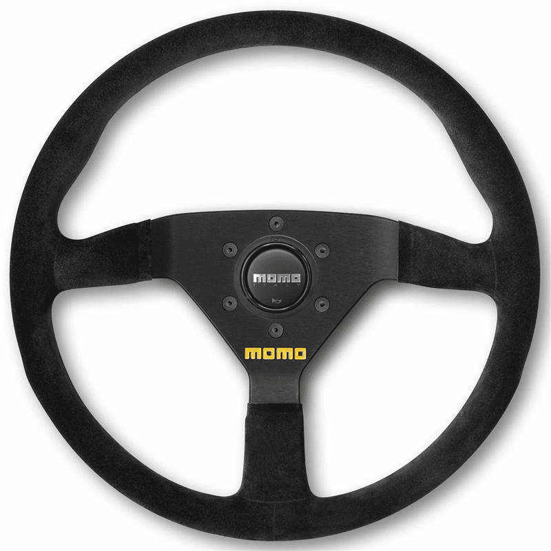 MOMO Suede Mod78 Steering Wheel R1909/33S 35S 330mm or 350mm