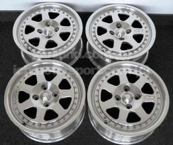 "Mugen M7 15""  4X100 Mint Condition - SOLD"
