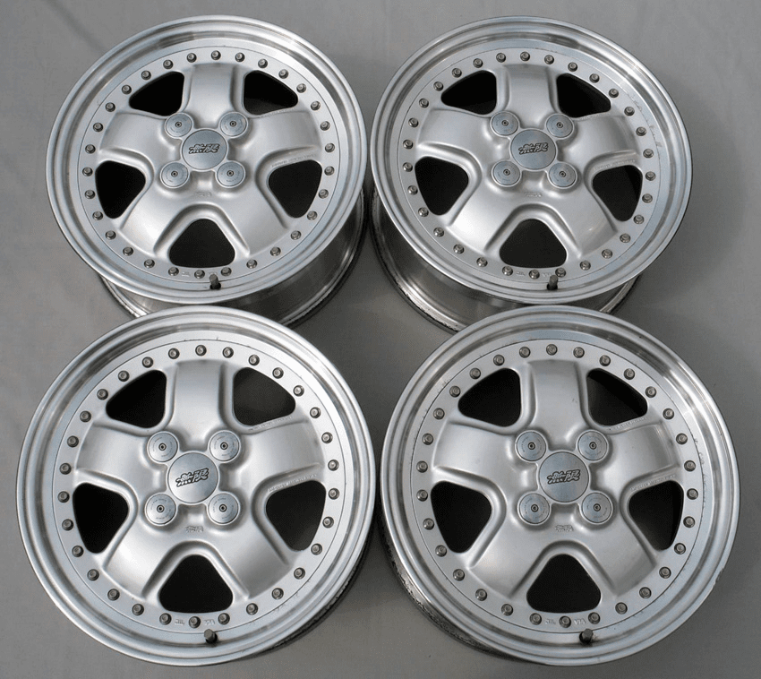 MUGEN MR5 FINAL VERSION 15x6.5 +45 4X100- SOLD