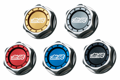 Mugen Oil Cap Gen 3 Hexagon Fits All Hondas/Acuras 15610-XG8-K2S0 Gold Grey Red Blue Black