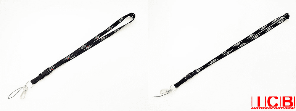 Mugen Power Lanyards Neck Strap Type A B
