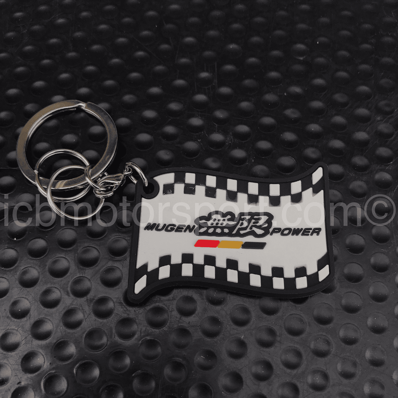 Mugen Power PVC Rubber Key Holder/Chain 90000-XYH-100A