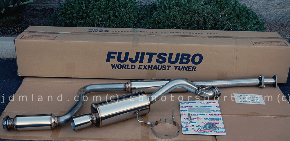 NEW Fujitsubo RM-01A Exhaust Acura Integra 94-99 RS/LS GSR
