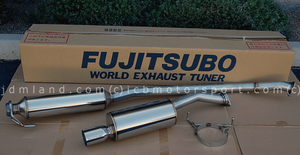 NEW Fujitsubo RM-01A Exhaust Acura RSX Type S 02-06