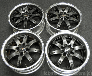 "Racing Sparco Racing RR 15"" 4X100 Gunmetal - SOLD!"