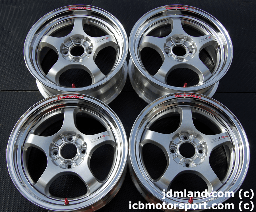 RacingHart CPF-TUNE R 15x7 +35 4X100 !BRAND NEW! - SOLD