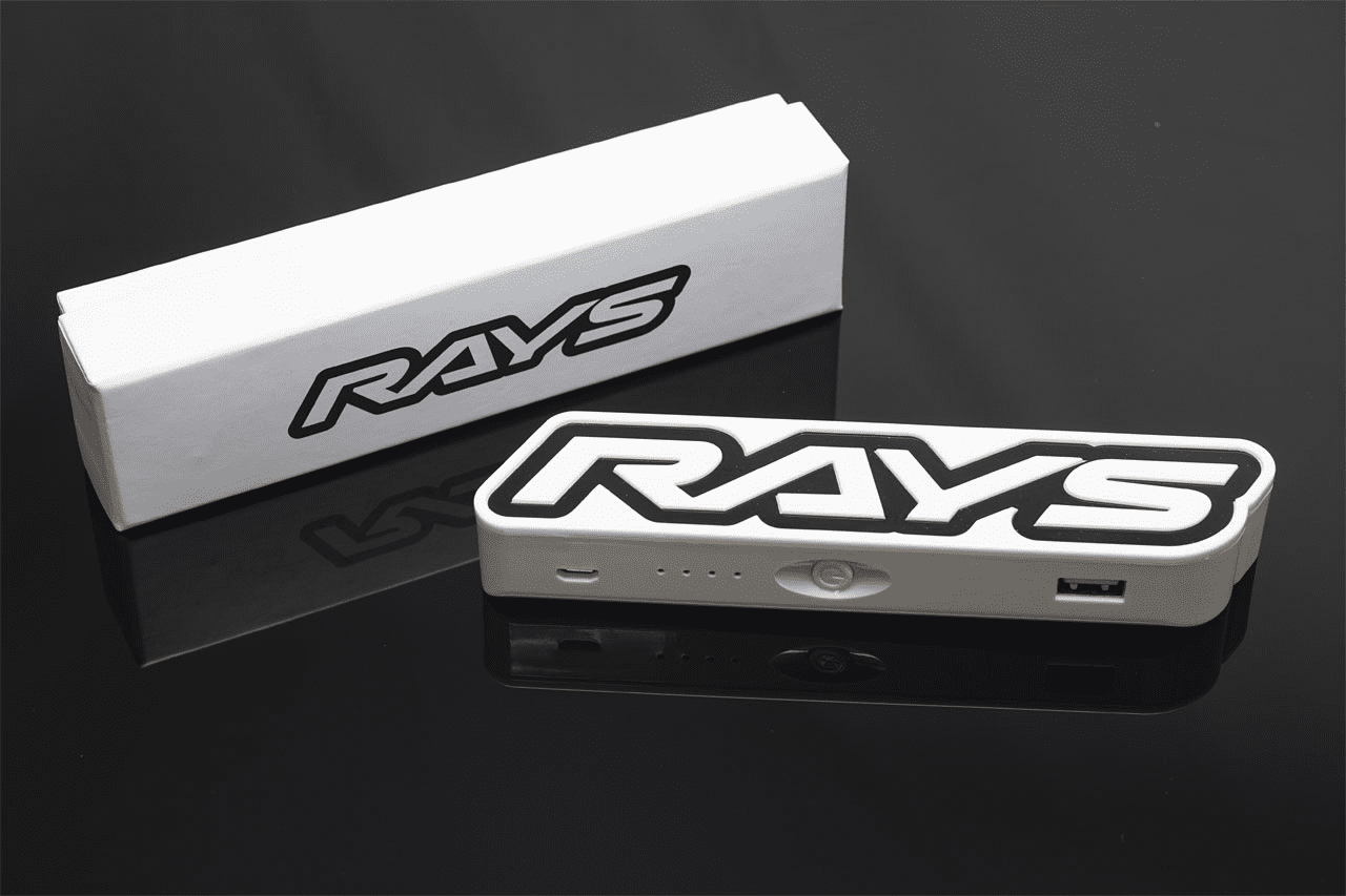 RAYS Engineering Power Bank