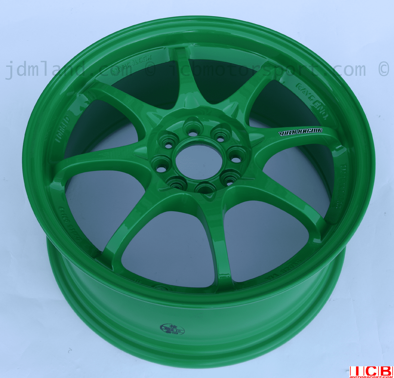 Rays Volk Racing CE28N Wheels 16X7 4X100 +42 Offset Takata Green Sold Out