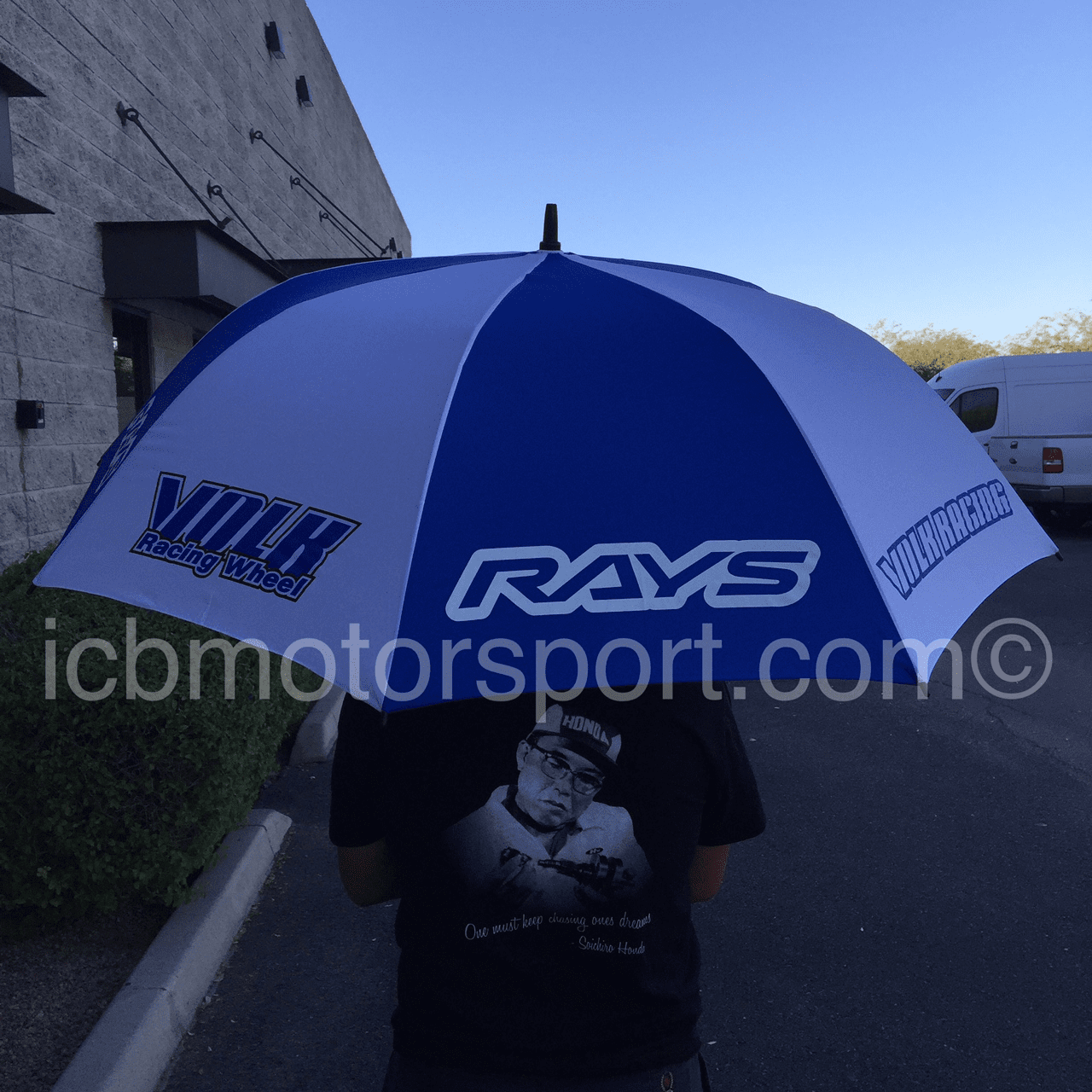 RAYS Volk Racing golf Umbrella