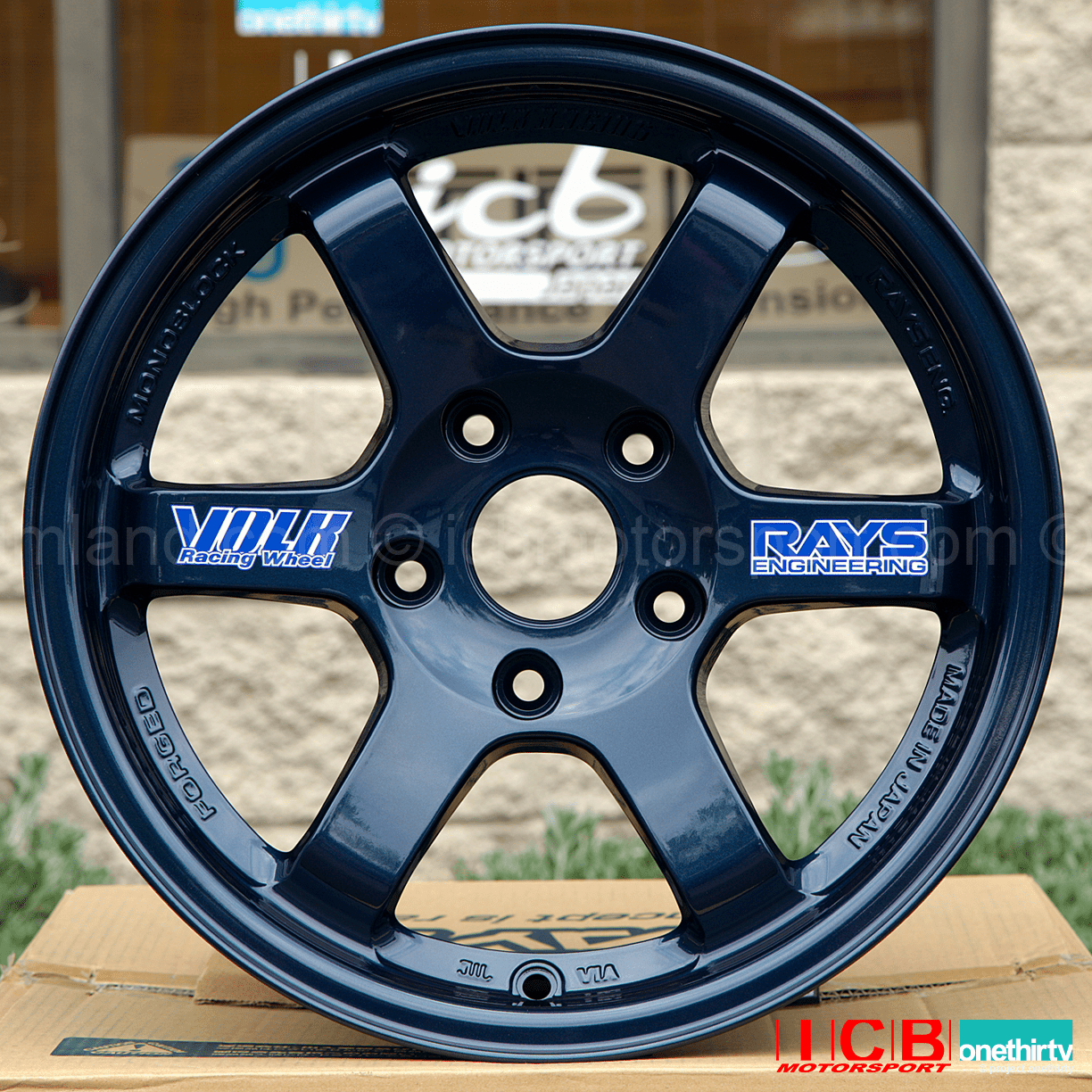 Rays Volk Racing TE37 Wheels 15X8 5X114.3 +35 Offset Mag Blue
