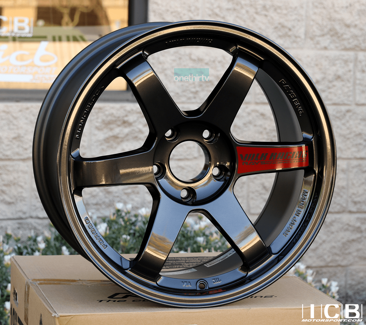 Rays Volk Racing TE37SL Diamond Black Wheels 18X10 +25 Offset 5X120 BMW M3 E46/92 F80/82 M4 GTR Concave Face