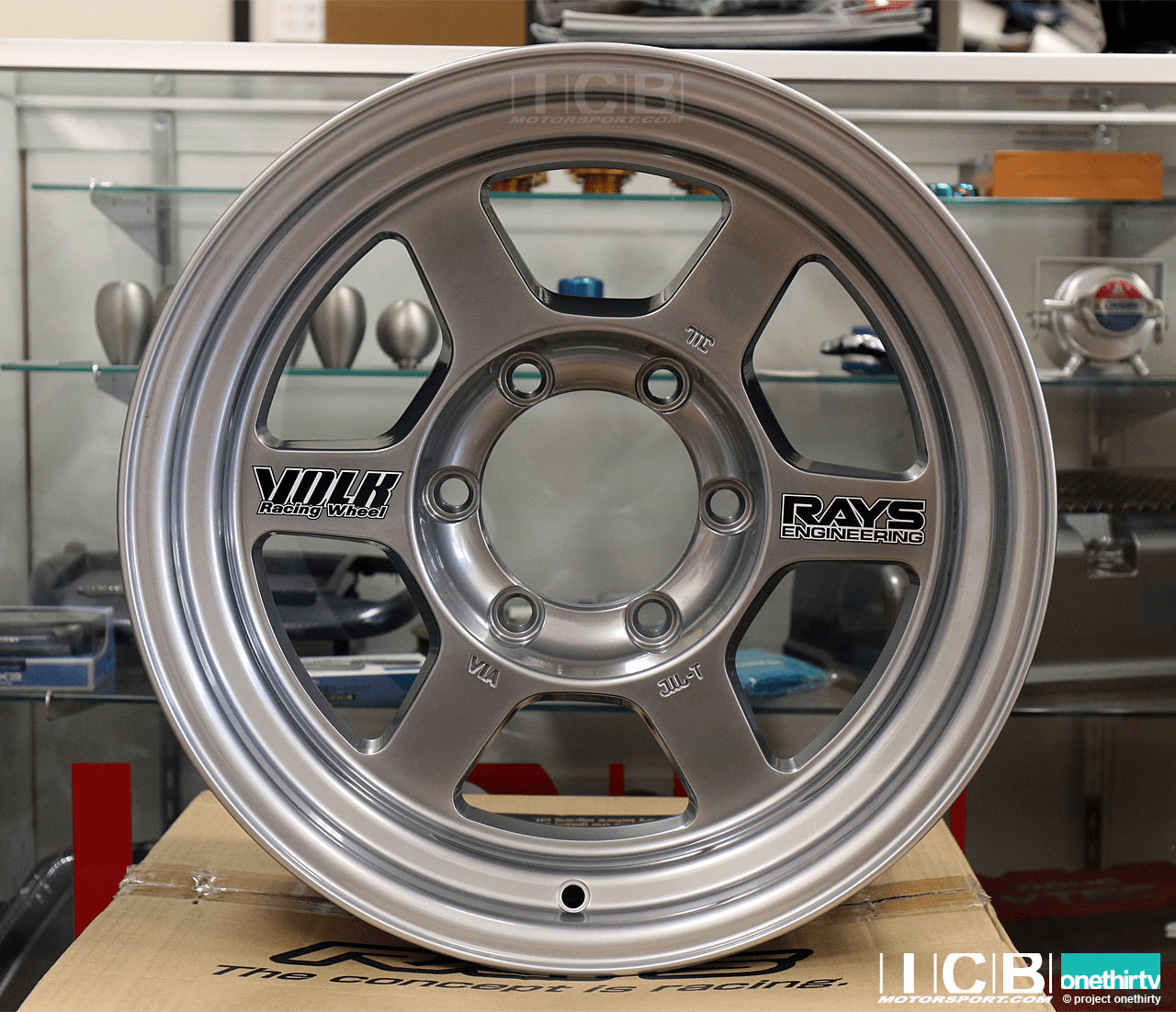 Rays Volk Racing TE37X OG Wheels 16X8 6X139.7 0 Offset Mercury Silver Large P.C.D. SOLD