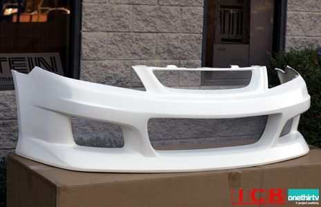 Spoon Sports Accord Euro R CL7 TSX CL9 2004-2008 S-Tai Front_Bumper 71101-CL7-000