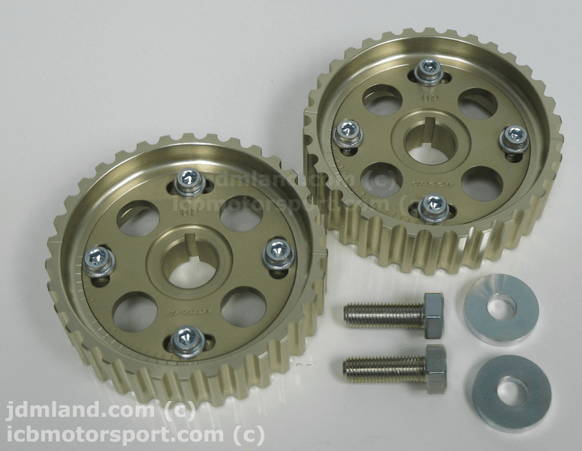 Spoon Sports B-Series VTEC Cam Gears