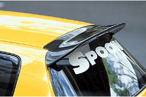 Spoon Sports Carbon Spoiler Duckbill EG6 Civic 92-95 HB 68800-EGA-000 Not In Stock