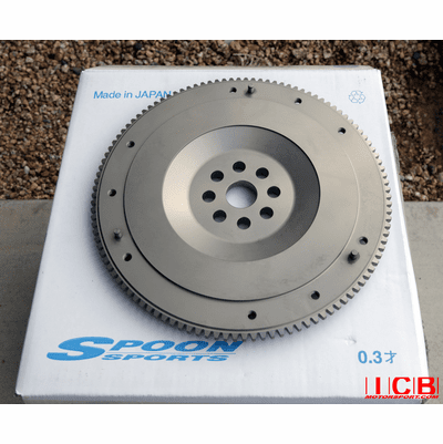 Spoon Sports Chrome-Moly 4.2 kg Lightweight Flywheel 22100-B16-000 B-Series Engines B16A B16B B18C B20