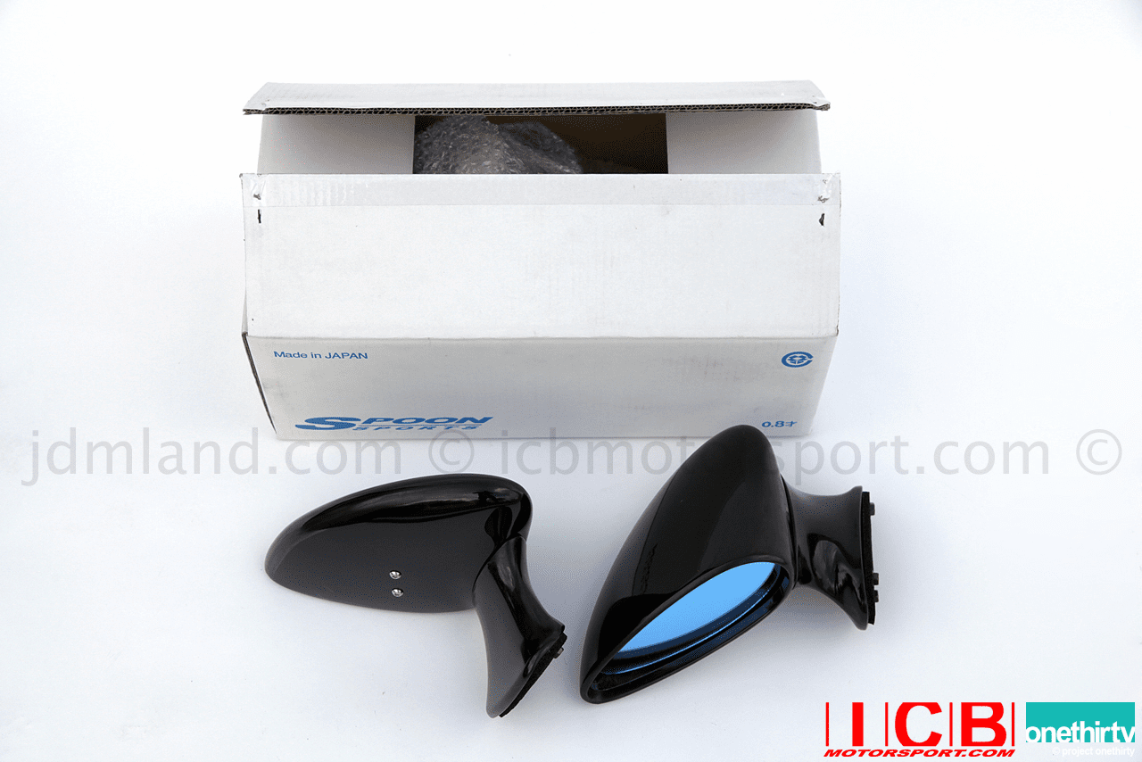 Spoon Sports Civic FD2 Aero Mirrors Kit 76100-FD2-000