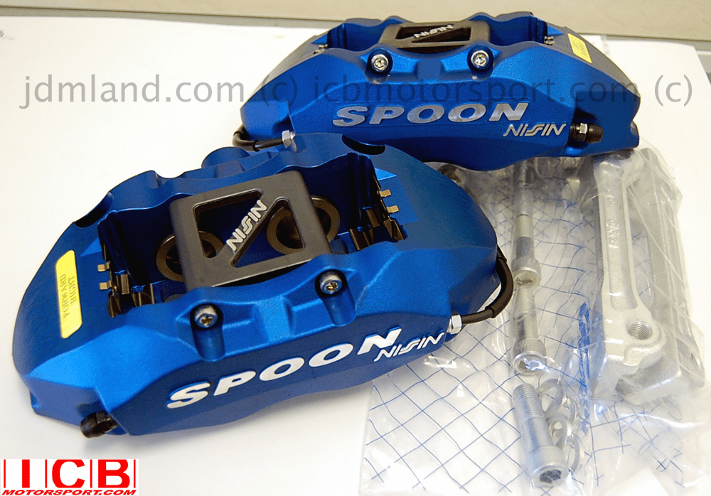 Spoon Sports EK9/DC2/ZF1 4 Pot Monoblock Caliper 45020-MBF-G01 FREE SHPPING- Pre-Order