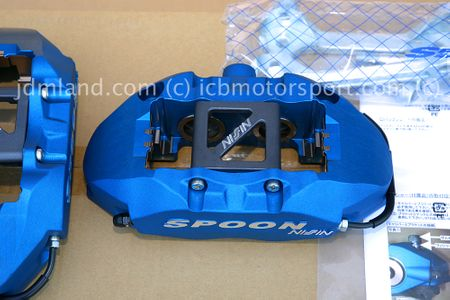 Spoon Sports JDM EP3 Type R 4 Pot Monoblock Caliper 45020-MBR-G00 FREE SHIPPING