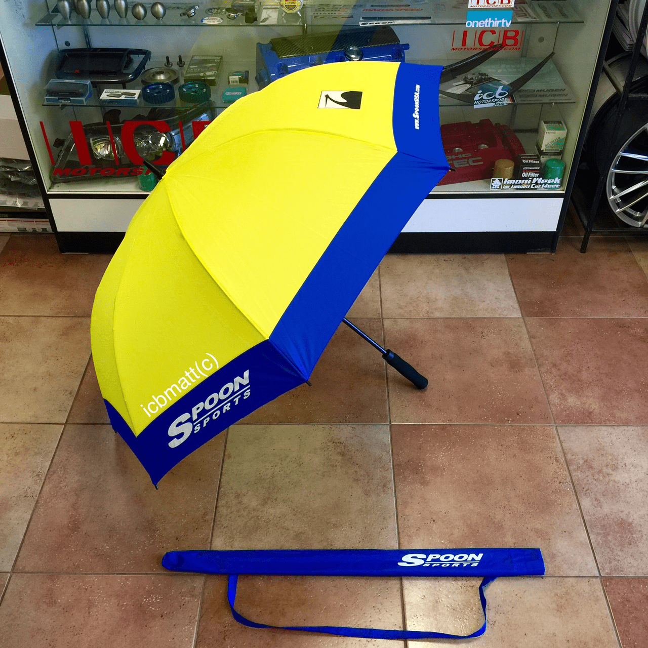 Spoon Sports Umbrella