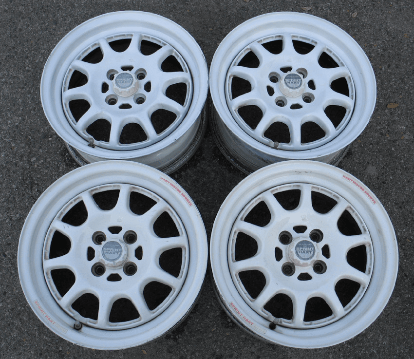 SPRINT HART CP 15x6.5 +35 4X100 Sold