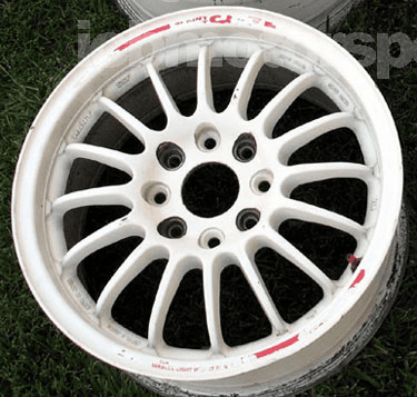 "Sprint Hart CP-F CPF 15"" White (4X114.3) - SOLD!"