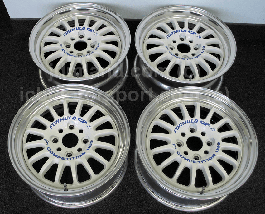 "Sprint Hart / Dunlop CPR 16"" 4X114.3 - SOLD!"