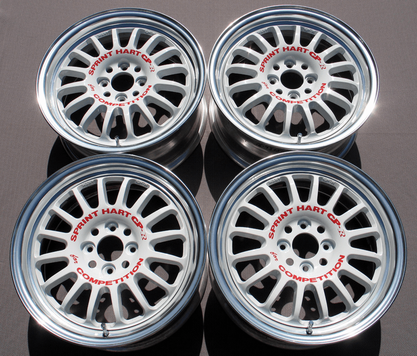 SPRINTHART CP-R 16x7 +50 4X100 NEW - SOLD