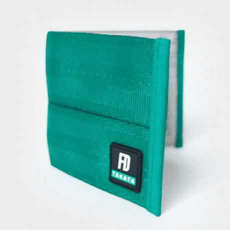 Takata FD Wallet Green by Harvey's USA