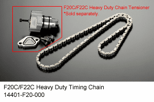 Toda Racing Heavy Duty Timing Chain F20/F22C 14401-F20-000