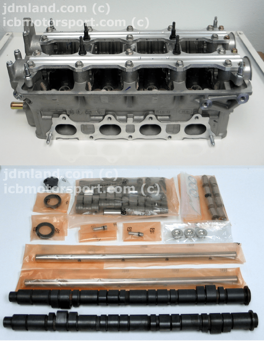 USDM 2001 Integra Type R ITR B18C5 VTEC Cylinder Head BRAND NEW